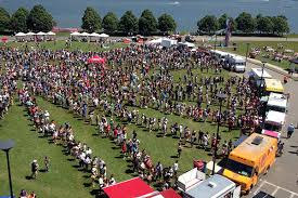 The Columbus Food Truck Festival Is Back This Summer Bigger And Better Then Ever Will Be Held Friday August 12h