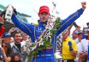 Rookie Alexander Rossi Wins 100th Running Indy 500 Race