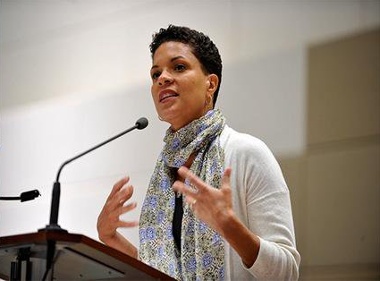 Michelle Alexander, Photo credit: Twitter – @thenewjimcrow