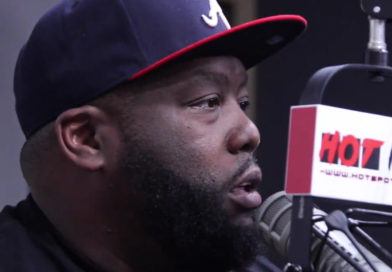 Rapper Killer Mike Proves that if BLACK LIFE WON'T MATTER, THE BLACK DOLLAR WILL