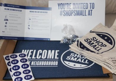 Let's Meet at Our Favorite Places This Small Business Saturday