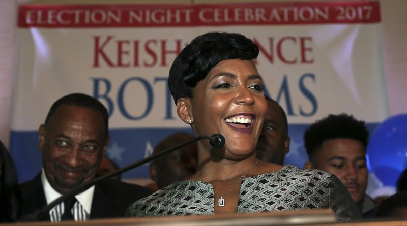 Is Atlanta About To Have A Mayor Named Keisha? | News One