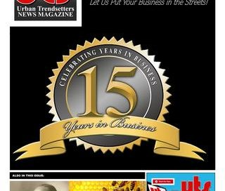 Urban Trendsetters Celebrates 15 Years of Putting Your Business in the Streets