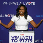 Michelle Obama Announces 7 New Co-Chairs Joining When We All Vote