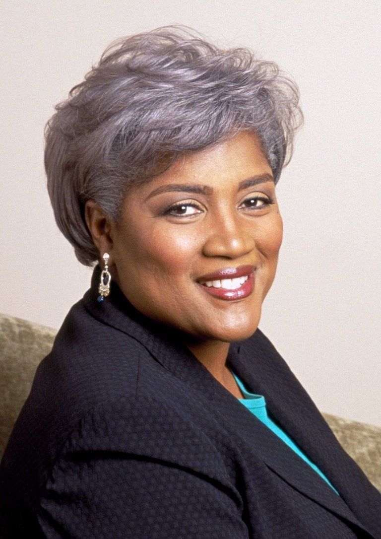 Donna Brazile…to Hillary Clinton staffers: 'I'm not Patsy the slave'