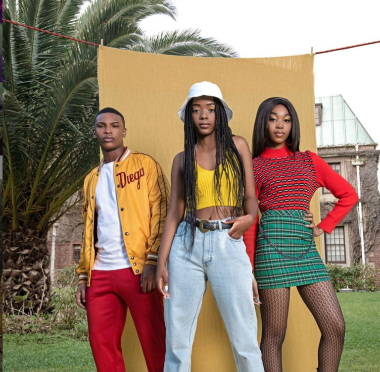 NETFLIX LAUNCHES NEW 'MADE IN AFRICA' COLLECTION TO MARK 'AFRICA MONTH'