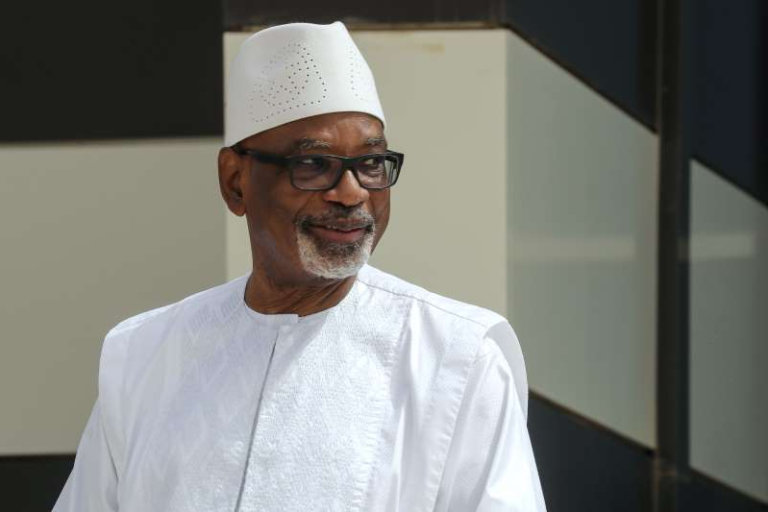 West African leaders seek end to Mali political crisis