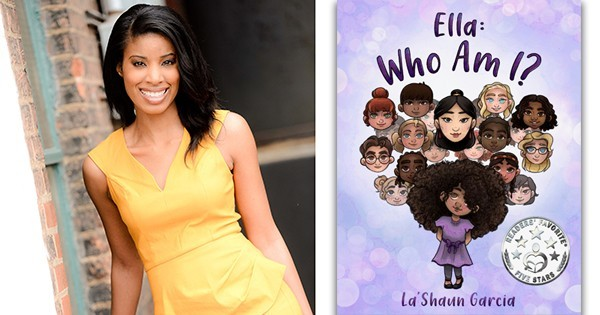 Author's Book Helps Children When They Begin to See Race and Notice Differences