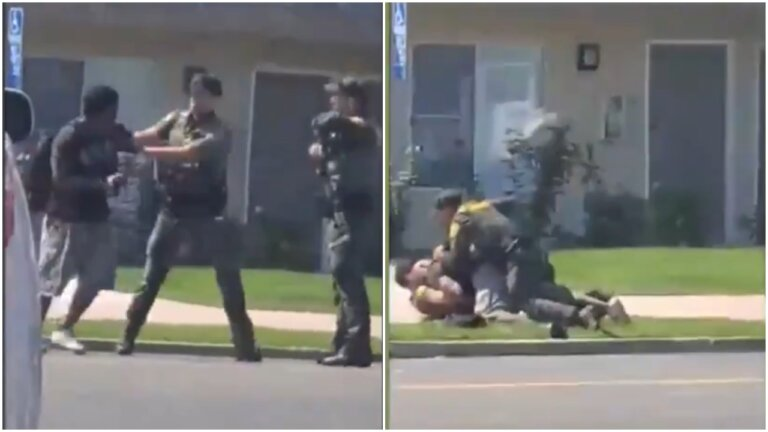 Deputies from Homeless Outreach Team Fatally Shoot Black Homeless Man During Struggle Over Jaywalking Accusations