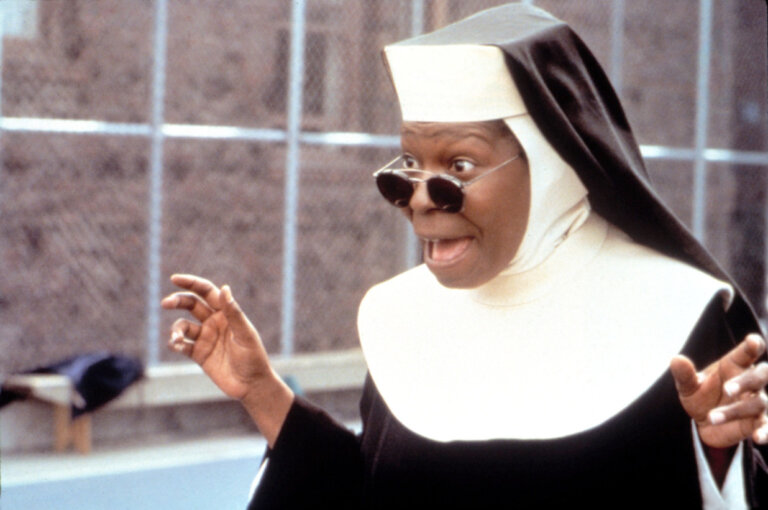 Whoopee! Whoopi Goldberg confirms 'Sister Act 3' is in the works