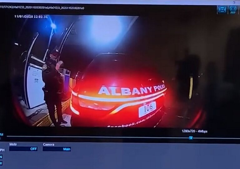 Albany cop to be fired after he was recorded calling Black people the 'worst' race
