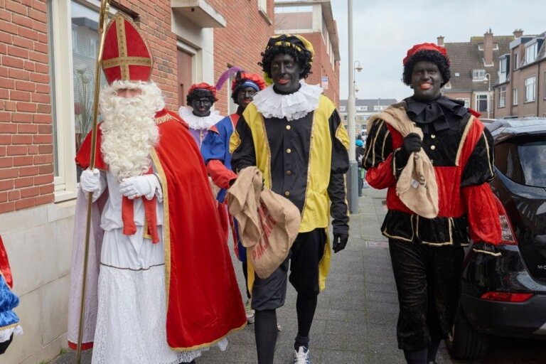 Netherland's Racist Black Pete Tradition Is Apparently Exempt To Worldwide Racial Reckoning
