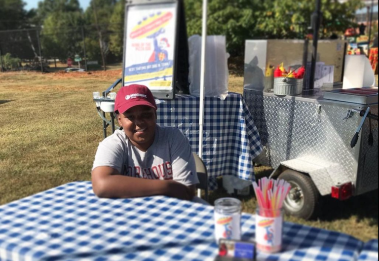 14-YEAR-OLD GEORGIA TEEN BECOMES YOUNGEST RESTAURANT OWNER IN THE STATE