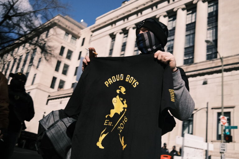 US Late To the Party Again After Canada Declares Proud Boys A Terrorist Group