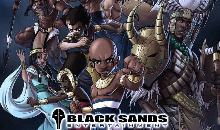 'We Can Really Take Over This Space': Independent Black-Owned Comic Book Publisher Raises Over $1 Million In Effort to Wrangle Market Share from Large Publishing Houses