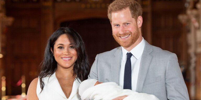 Meghan Markle Reveals The Royal Family Wouldn't Allow Her Son To Be A Prince And Black Twitter Knows Why