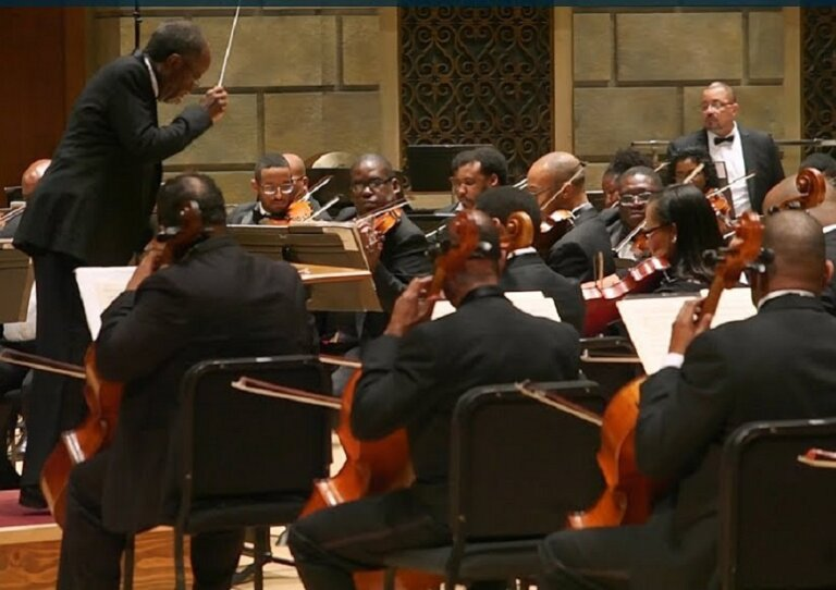 Meet the first all-Black classical symphony orchestra to feature at Carnegie Hall in its 130-yr history