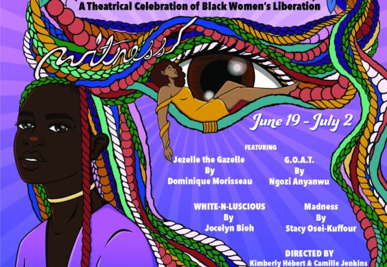 UNMASKED – A Theatrical Celebration Of Black Women's Liberation