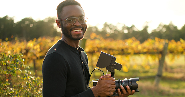 Black Videographer Launches Tech Startup to Increase Black Representation in the Digital Media Industry